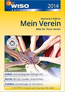 WISO Mein Verein 2014 Teamwork Edition (3 User Lizenz) [Download]