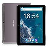 Tablet da 10' con Funzione Telefono BEISTA- (4G Dual Sim, Wifi,Processore Quad Core, Capacità 16 GB, RAM 2 GB, Wifi,GPS,OTG)-Nero D'argento