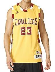 adidas Cleveland Cavaliers James 23 Jersey