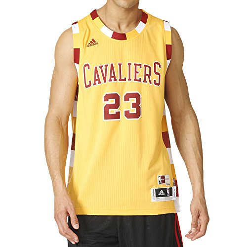 Maillot NBA Swingman Lebron James hwcn ADIDAS PERFORMANCE