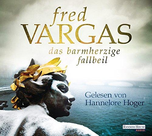 Buchseite und Rezensionen zu 'Das barmherzige Fallbeil' von Fred Vargas