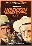 Monogram Cowboy Collection Vol. 6 [DVD] [Region 1] [US Import] [NTSC]