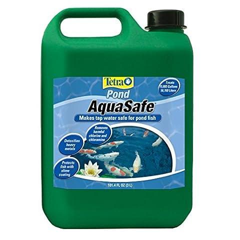Aquasafe Pond 101.4oz (treats 15,000 Gal) by Tetra