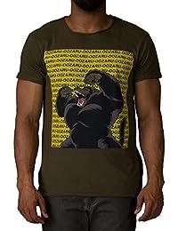 Camiseta Eleven Paris – Drazaru M caqui talla: M (Medium)