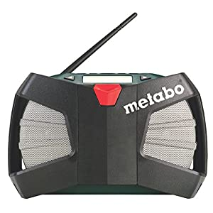 Metabo PowerMaxx RC – Radio cargador de baterías 10,8 V