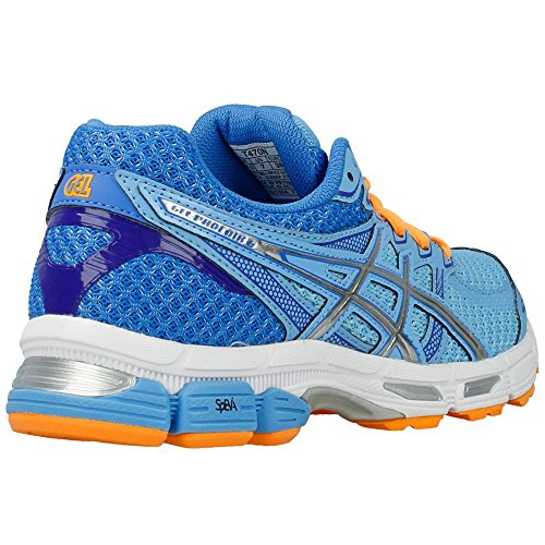 ASICS Gel-Phoenix 6, Damen Outdoor Fitnessschuhe Blau - blau
