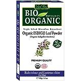 Indus Valley Organic Indigo Powder Hair Color - 100Gm