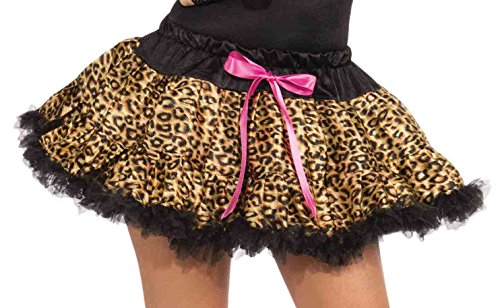 & Headband Set Adult One Size Fits Most (Adult Leopard Kostüme)