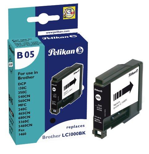 Pelikan B05 Druckerpatrone (ersetzt Brother LC1000BK) schwarz B05-serie
