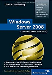 Windows Server 2008: Das umfassende Handbuch (Galileo Computing)