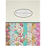Asian Hobby Crafts Wrapping Paper Book (16 Sheets)