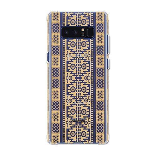 (Amzer Schutzhülle für Samsung Galaxy Note 8 (TPU, X-Design), sandsteinfarben)
