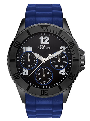 Montre Homme s.Oliver Time SO-3295-PM