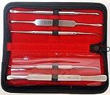 bdeals 5PC Dental periosteal Aufzug Dental Chirurgischer Instrumente