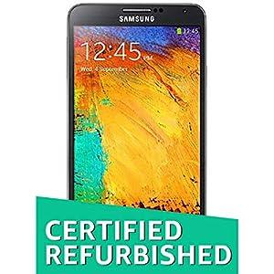 (Certified REFURBISHED) Samsung Galaxy Note 3 SM-N9000 (Jet Black)