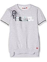 Lego Wear Lego Girl Star Wars Sadie 351-Sweatshirt Mit Kurzem Arm, Sweat-Shirt Fille