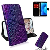 Careynoce Wallet Case for Asus Zenfone Max Plus M1 ZB570TL,