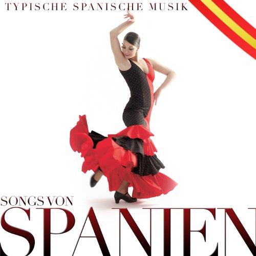 Typische spanische Musik. Song...