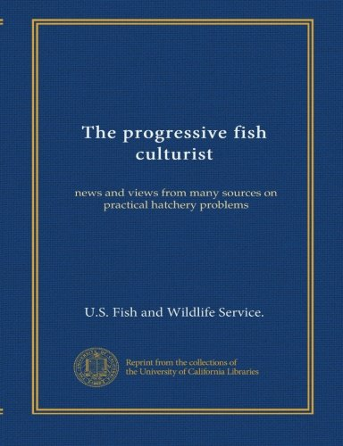 V/a-fish (The progressive fish culturist (v.41): news and views from many sources on practical hatchery problems)