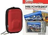 Foto Kamera Tasche YOUR BOX im Set mit Fotobuch IHRE Canon POWERSHOT