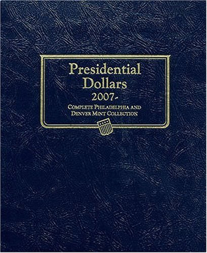 Presidential Dollars Album: P&d Mint Marks -