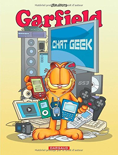 Garfield 59 : Chat Geek by Jim Davis