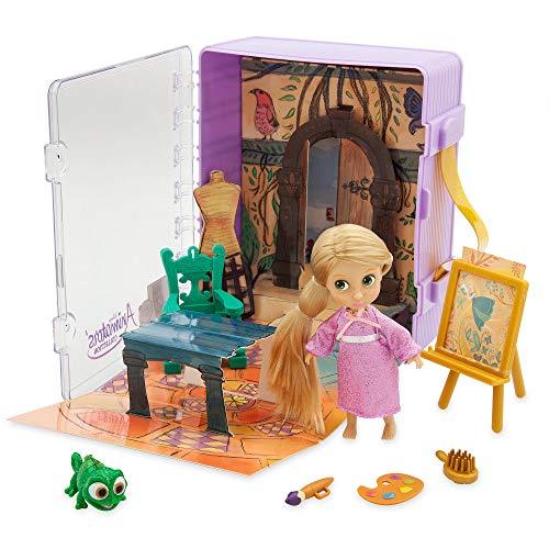 Disney Store Juego Rapunzel Colección Animators