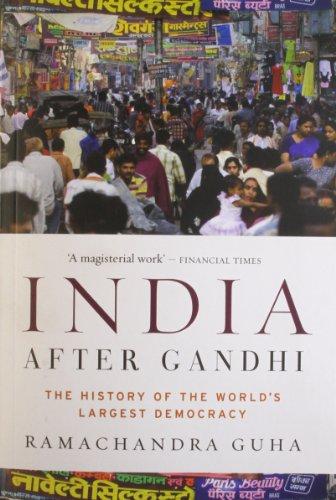 India After Gandhi: The History Of The World's Largest Democracy price comparison at Flipkart, Amazon, Crossword, Uread, Bookadda, Landmark, Homeshop18