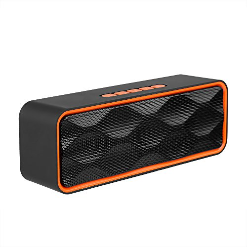 Wireless-Bluetooth-Speaker-Emopeak-S1-Outdoor-Stereo-Speaker-with-HD-Audio-and-Enhanced-Bass-Built-In-Dual-Driver-Speakerphone-Bluetooth-40-Handsfree-Calling-FMTF-Card-Slot