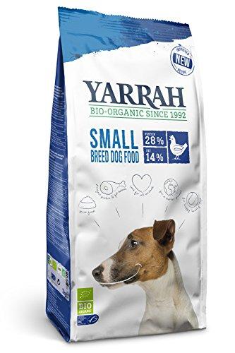 Yarrah Adult Bio Hundefutter für kleine Rassen mit Huhn, 2 kg