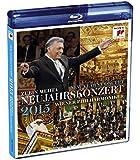 New Year's Concert: 2015 - Vienna Philharmonic (Mehta) [Blu-ray]