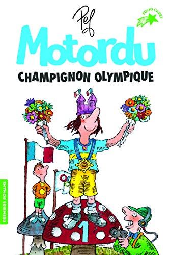 Motordu champignon olympique par Pef