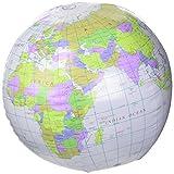 Aufblasbare Erdball 40cm (Inflatable Globe)