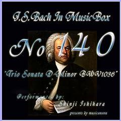 Trio Sonata D Minor Bwv1036 4th Mov Vivace