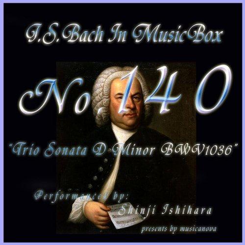 Trio Sonata D Minor Bwv1036 1st Mov Adagio