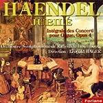 Concerti pour orgue Opus 4