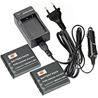 KAMERA AKKU-LADEGERÄT MICRO USB für SAMSUNG Digimax NV3 Digimax NV7 OPS