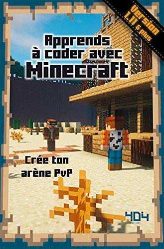 Apprends à coder avec Minecraft par Stéphane PILET