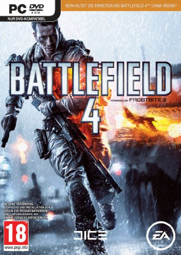 Battlefield 4 - Day One Edition [AT PEGI] (inkl. China Rising Erweiterungspack) (Pc-battlefield 4)
