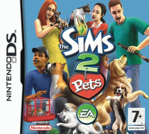The Sims 2: Pets (Nintendo DS) by Electronic Arts