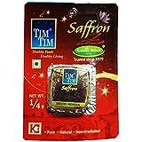 TIM TIM Saffron - 1/4 Grams