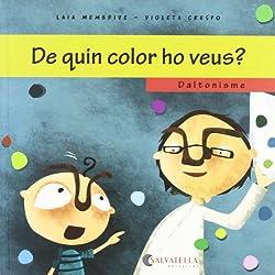 Daltonisme-De quin color ho veus?: Em vols conèixer? 5