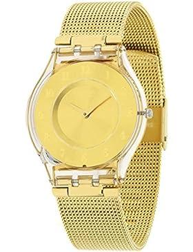 Swatch Damen-Armbanduhr SFK355M