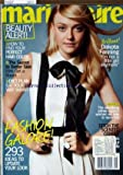 MARIE CLAIRE du 01/08/2010 - DAKOTA FANNING - HOW TO FIND YOUR PERFECT HAIT COLOR - THE SECRET TO BETTER SKIN HNT / GET A ROOM - DIET PLAN / EAT YOUR WAY SKINNY - FASHION GALORE