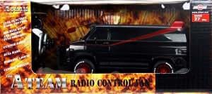 L'agence tous risques : The A-Team Réplique 1/24 GMC Vendura Van radiocommandé Hitari