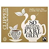 Best Organic Earl Grey Teas - Clipper Fairtrade Organic Earl Grey Tea Bags (80) Review