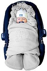 Idea Regalo - ByBoom® - Copertina invernale avvolgente per il bebè