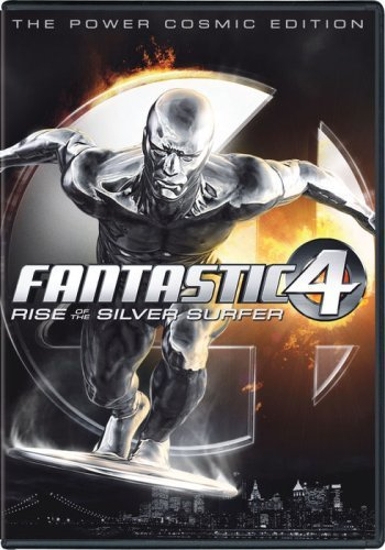 Fantastic Four: Rise of the Silver Surfer (Two-Disc Power Cosmic Edition) by Ioan Gruffudd
