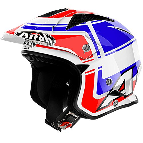 Airoh TRR S WINTAGE BLUE X-SMALL HELMET*