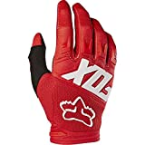 Fox Handschuhe Junior Dirtpaw Race, Rot, Größe YM